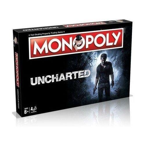 Gry dla dzieci, Monopoly Uncharted wersja angielska
