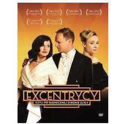Excentrycy, czyli po słonecznej stronie ulicy (DVD) - Janusz Majewski