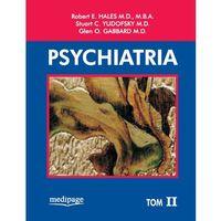Książki o zdrowiu, medycynie i urodzie, Psychiatria Tom II (opr. twarda)