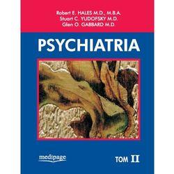 Psychiatria Tom II (opr. twarda)