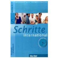 Książki do nauki języka, Schritte International 5. Podręcznik z Ćwiczeniami + CD do Ćwiczeń (opr. miękka)