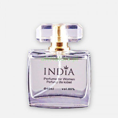 Perfumy damskie, India Cosmetics-Perfumy damskie z nutą konopi 45ml