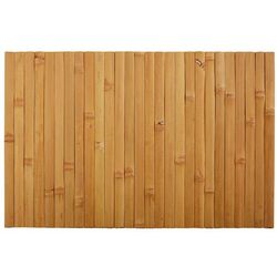 Podkładka na stół 450x330 mm, brązowa | APS, Bambus