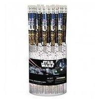 Ołówki, Ołówek z gumką Star Wars 16 48 sztuk - Derform