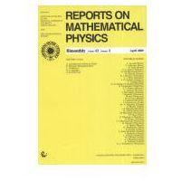 Gazety i czasopisma, Reports on Mathematical Physics 79/2/2017 (opr. miękka)
