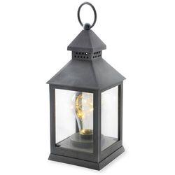 "Lampion LED ""Lisa"" bonprix szary"