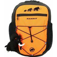 Tornistry i plecaki szkolne, Mammut First Zip 16 Plecak dla dzieci 38 cm safety orange-black ZAPISZ SIĘ DO NASZEGO NEWSLETTERA, A OTRZYMASZ VOUCHER Z 15% ZNIŻKĄ