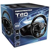 Kierownice do gier, Kierownica THRUSTMASTER T80 (PS3/PS4) + Głośnik CREATIVE Muvo 1C DARMOWY TRANSPORT