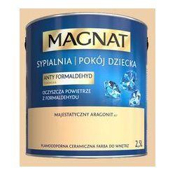 Farba do sypialni / pokoju dziecka Magnat majestatyczny aragonit 2 5 l