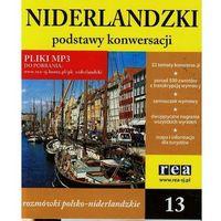 Książki do nauki języka, Podstawy konwersacji - Niderlandzki (MP3) (opr. miękka)