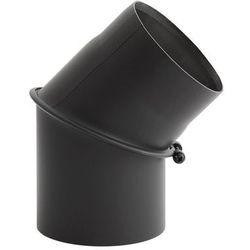 Kolano 160 mm 0-45 ST REGULOWANE KAISER PIPES