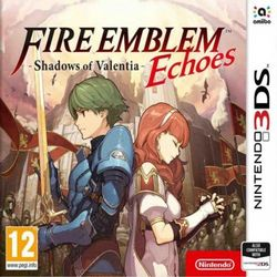 Fire Emblem Shadow of Valentia Echoes 3DS