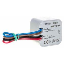 ZNP-15-14 - zasilacz LED dopuszkowy 14V DC 15W Ledix