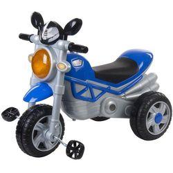 Jeździk motocykl Chopper niebieski Sun Baby J05.022.1.2