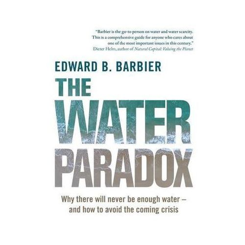 Książki dla dzieci, The Water Paradox Barbier, Frederic