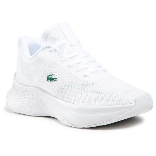 Damskie obuwie sportowe, Sneakersy LACOSTE - Court-Drive Fly 07211 Sfa 7-41SFA000321G Wht/Wht
