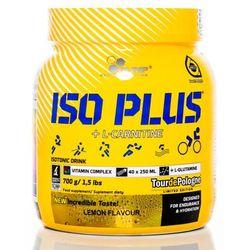 Olimp, ISO Plus Powder, lemon, 700g - Długi termin ważności! DARMOWA DOSTAWA od 39,99zł do 2kg!