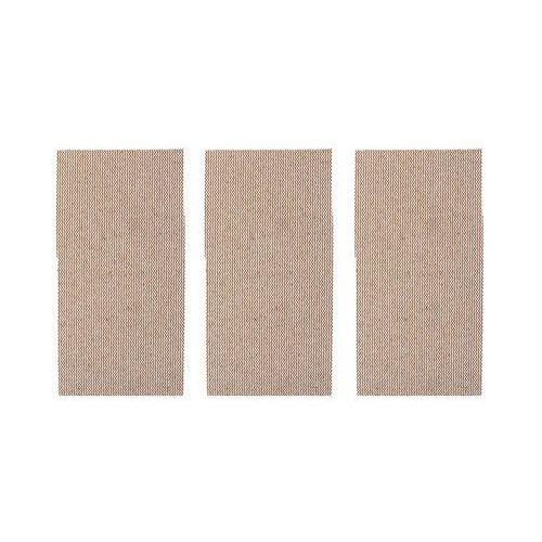Papiery ścierne, Papier ścierny SIATKA RZEP P120 185 x 93 mm 3 szt.DEXTER