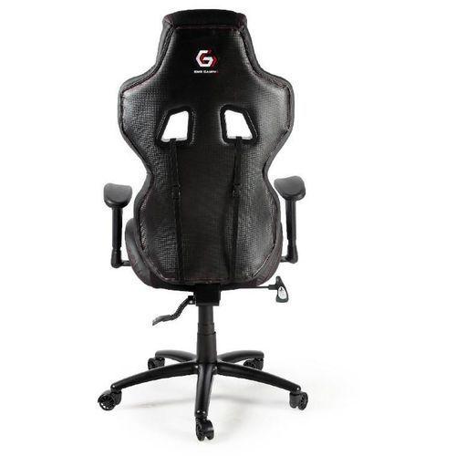 Fotele dla graczy, Fotel dla gracza Gembird Hornet (czarny)