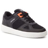Półbuty i trzewiki dziecięce, Sneakersy GEOX - J Kommodor B. B 925PB 01454 C9999 S Black