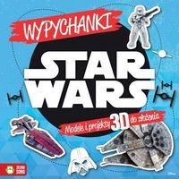 Książki dla dzieci, Star Wars Wypychanki Disney-Wysyłkaod3,99 (opr. miękka)