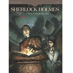 Sherlock Holmes i Necronomicon Tom 1 Wewnętrzny wróg - Wysyłka od 3,99 - porównuj ceny z wysyłką (opr. miękka)