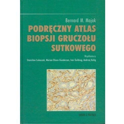 Książki medyczne, Podręczny atlas biopsji gruczołu sutkowego (opr. twarda)