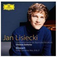 Koncerty muzyki klasycznej, Mozart: Koncerty Fortepianowe 20 & 21