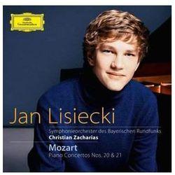 Mozart: Koncerty Fortepianowe 20 & 21