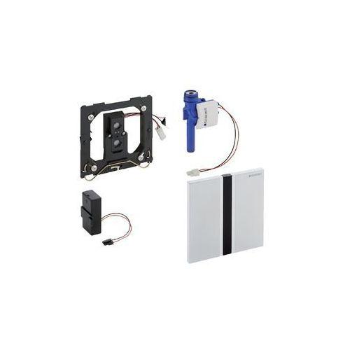Geberit elektroniczny zawór spłukujący do pisuaru, zasilanie bateryjny, typ 50 116.036.gh.1