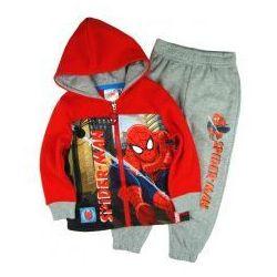 Dres Spiderman ''Spider ''czerwony 3 lata