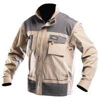 Bluzy i koszule ochronne, Bluza robocza r. S / 48 2w1 z odpinanymi rękawami NEO 81-310