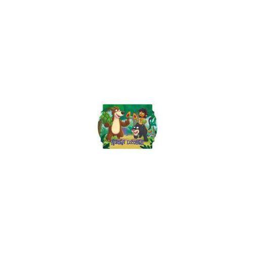 Książki dla dzieci, Księga Dżungli w. 2017 - Praca zbiorowa (opr. kartonowa)