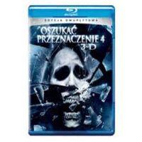 Horrory, OSZUKAĆ PRZEZNACZENIE 4 (BD) GALAPAGOS Films 7321999085513