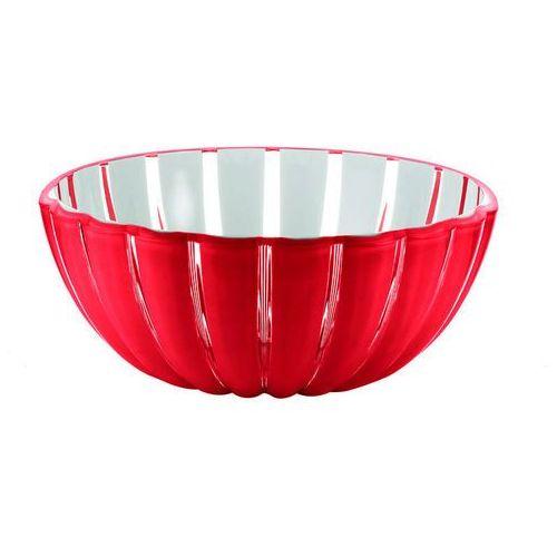 Misy i miski, Guzzini - Grace - miska 20 cm, czerwona - czerwony