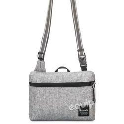 Torba na ramię Pacsafe Slingsafe LX50 - Tweed Grey