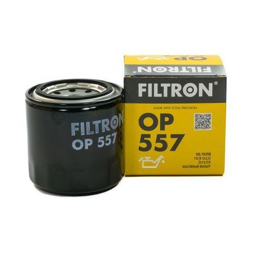 Filtry oleju, FILTR OLEJU FILTRON OP557 HONDA MAZDA OPEL