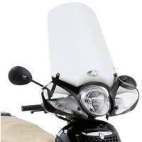 Pozostałe akcesoria do motocykli, KAPPA 154A SZYBA APRILIA SCARABEO 125-200 (07-06, 2011) 53 X 70 CM PRZEZROCZYSTA
