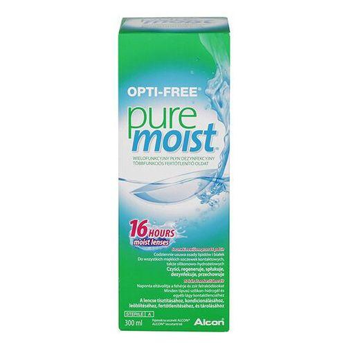 Płyny pielęgnacyjne do soczewek, Opti Free Pure Moist 300ml
