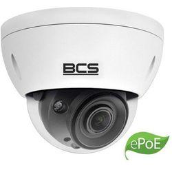 BCS-DMIP5201AIR-IV Kamera IP kopułkowa 2 MPix z IR, motozoom 2.7-13.5mm ePoE BCS