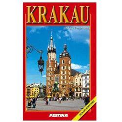 Kraków i okolice. Wersja niemiecka - Rafał Jabłoński (opr. broszurowa)
