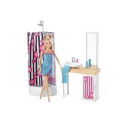 Barbie mebelki Deluxe Mattel (łazienka)