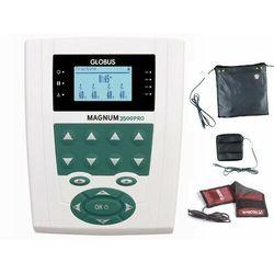 Aparat do magnetoterapii Globus Magnum 3500 PRO 4-kanałowy 800 Gs