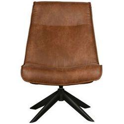 Woood fotel obrotowy skyler koniakowy 377114-c
