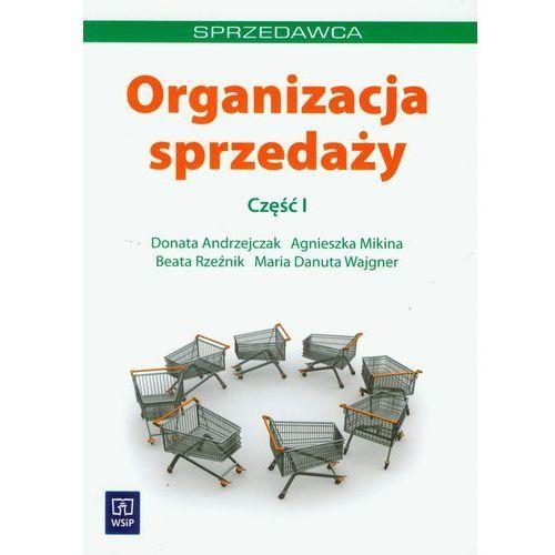 Leksykony techniczne, Organizacja sprzedaży część 1 (opr. miękka)