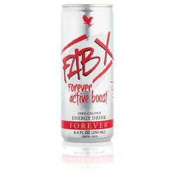 FAB X Forever Active Boost™ | napój energetyczny | 10szt.