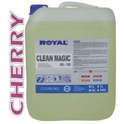 Środek myjąco - dezynfekujący Royal Clean Magic CHERRY 5 L