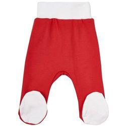 Garnamama dziecięce rajuzy, Christmas 56, białe/czerwone - BEZPŁATNY ODBIÓR: WROCŁAW!