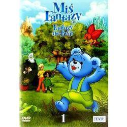 Miś Fantazy - część 1 (DVD) - Robert Turło OD 24,99zł DARMOWA DOSTAWA KIOSK RUCHU