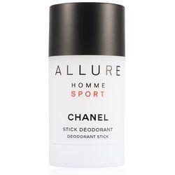 Chanel Allure Homme Sport Dezodorant w sztyfcie 75 ml /PRAWDZIWE RATY 0%! Tylko do niedzieli 19 października / DARMOWA DOSTAWA / DARMOWY ODBIÓR OSOBISTY!